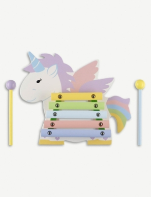 ORANGE TREE TOYS Unicorn wooden xylophone
