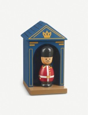 ORANGE TREE TOYS Soldier wooden money box