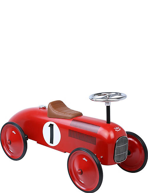 VILAC Ride-on racing car toy