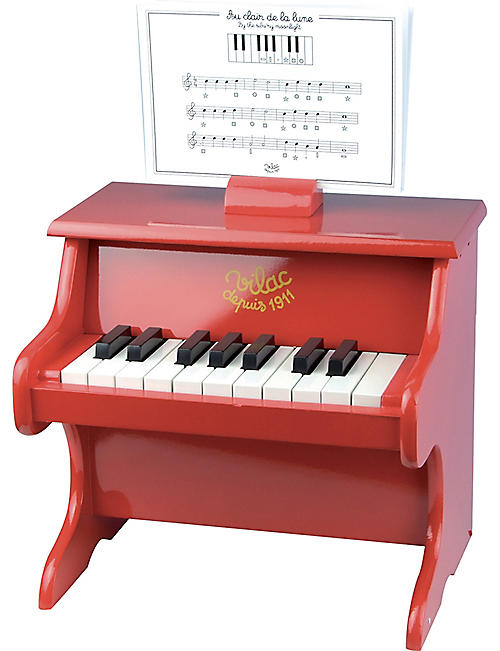 VILAC Piano wooden toy