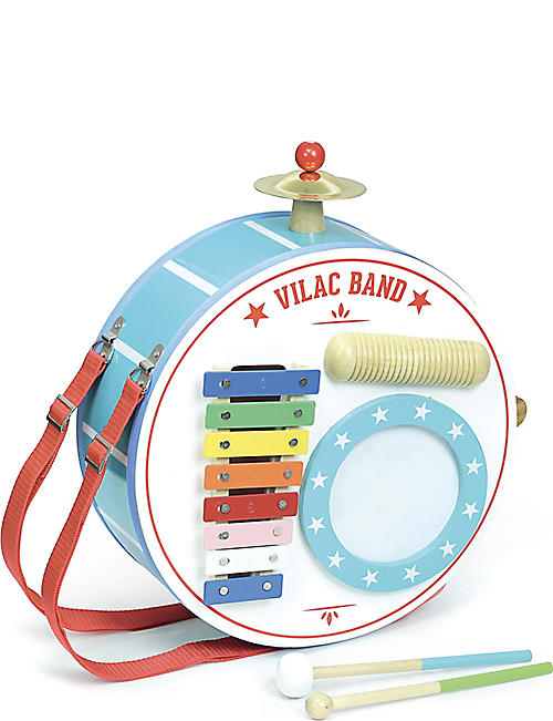 VILAC One-man-band musical toy