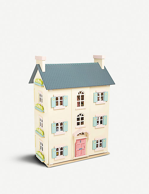 LE TOY VAN: Cherry Tree Hall dollhouse 92cm