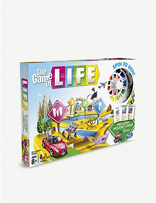 BOARD GAMES: Game of Life board game