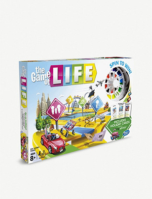 BOARD GAMES Game of Life board game