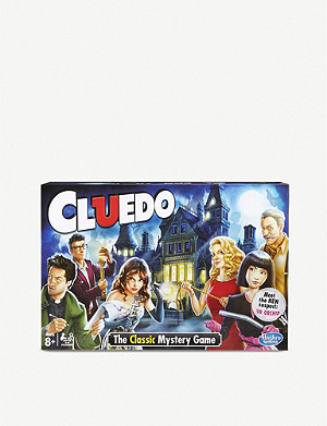BOARD GAMES Cluedo 游戏