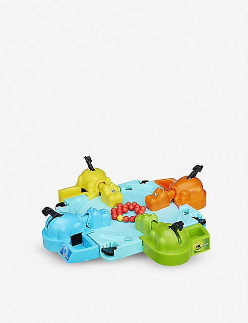BOARD GAMES Hungry Hungry Hippos