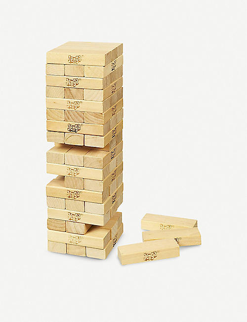 BOARD GAMES Jenga
