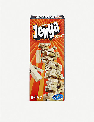 BOARD GAMES: Jenga