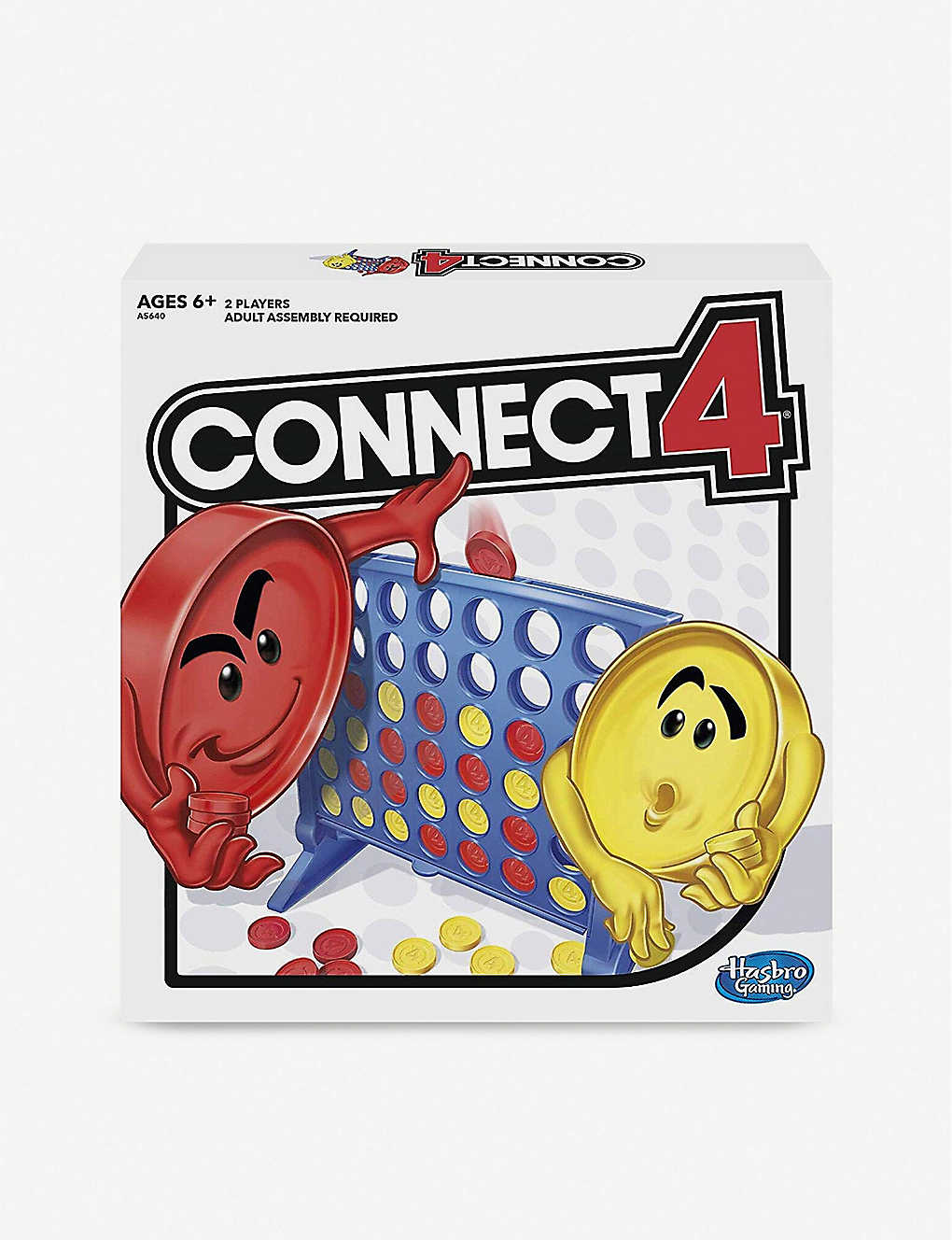 BOARD GAMES: Connect 4 Grid