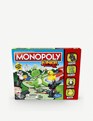 BOARD GAMES Monopoly Junior