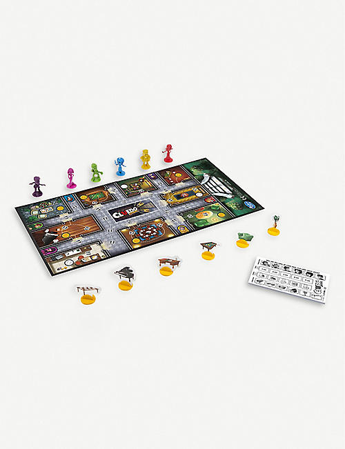 BOARD GAMES Cluedo Junior
