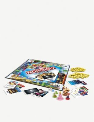 BOARD GAMES Monopoly Gamer board game