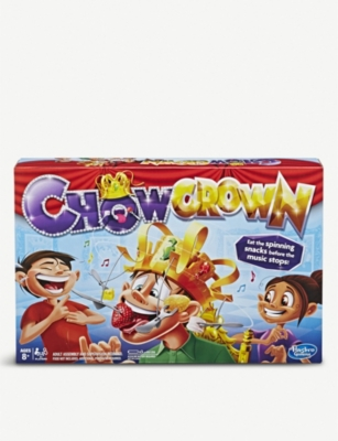 BOARD GAMES The Chow Crown game