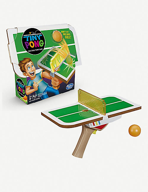 BOARD GAMES Tiny Pong table tennis game 8+