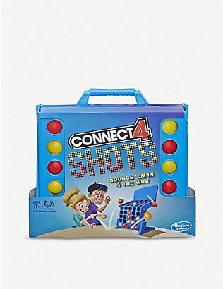 BOARD GAMES: Connect Four 8+