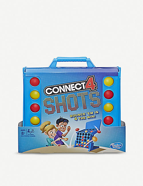 BOARD GAMES Connect Four 8+