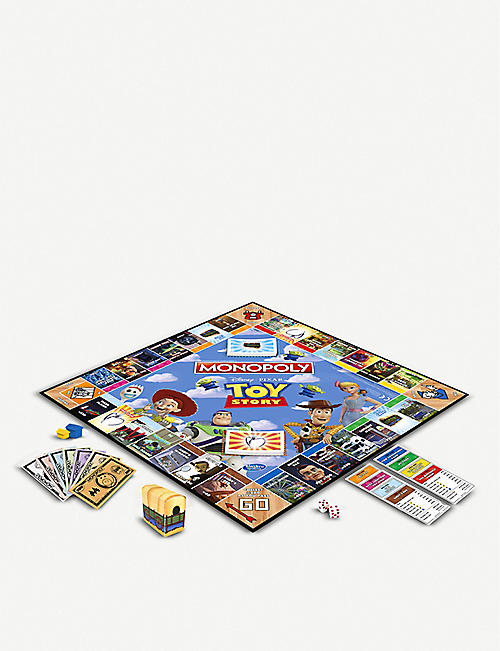 BOARD GAMES Toy Story limited edition board game
