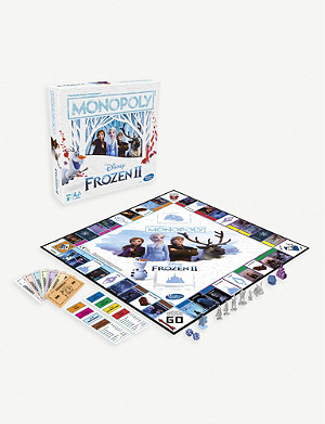 BOARD GAMES Monopoly Game: Disney Frozen 2 Edition Board Game