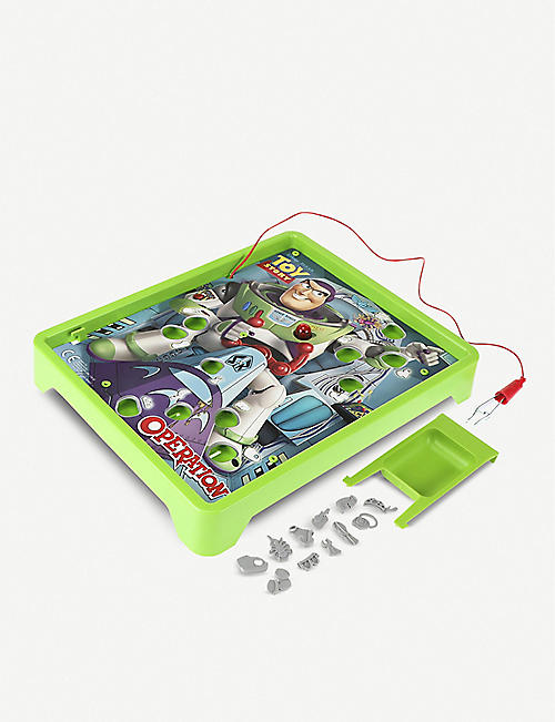 BOARD GAMES Toy Story 4 Buzz Lightyear Operation board game 6+
