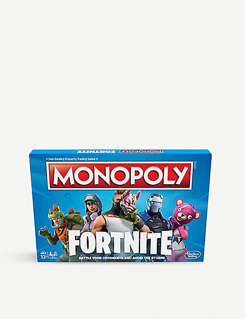 BOARD GAMES Monopoly Fortnite