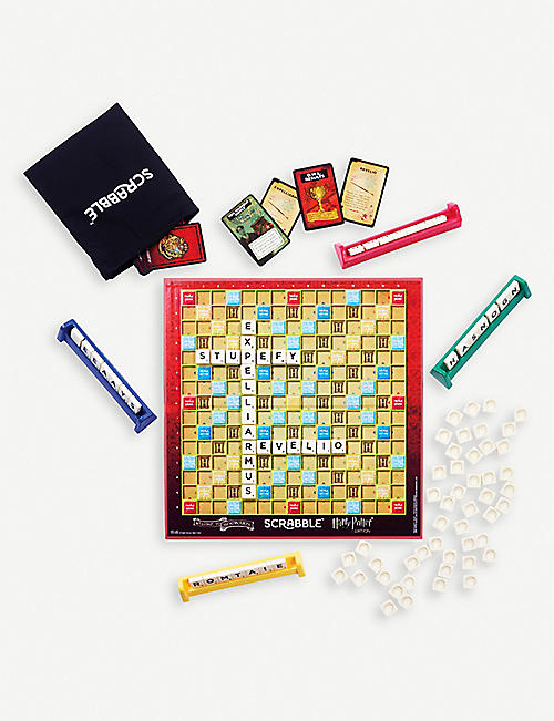 BOARD GAMES Harry Potter Scrabble