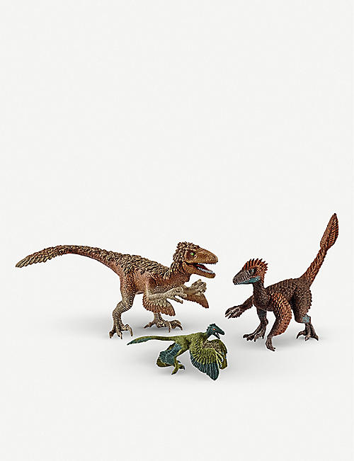 SCHLEICH Feathered Raptors set of three toys