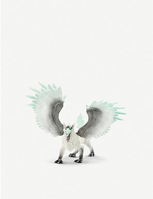 SCHLEICH: Eldrador Ice Griffin toy
