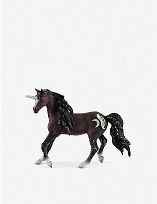 SCHLEICH: Bay Moon Unicorn Stallion toy 13cm