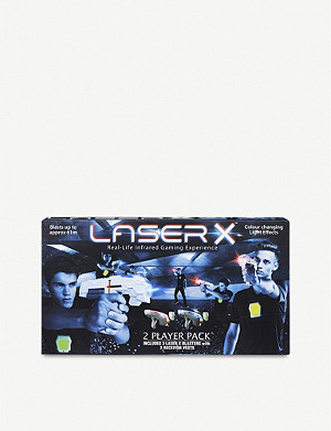 BOARD GAMES Laser X two player pack