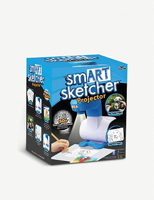 BOARD GAMES smArt Sketcher Projector