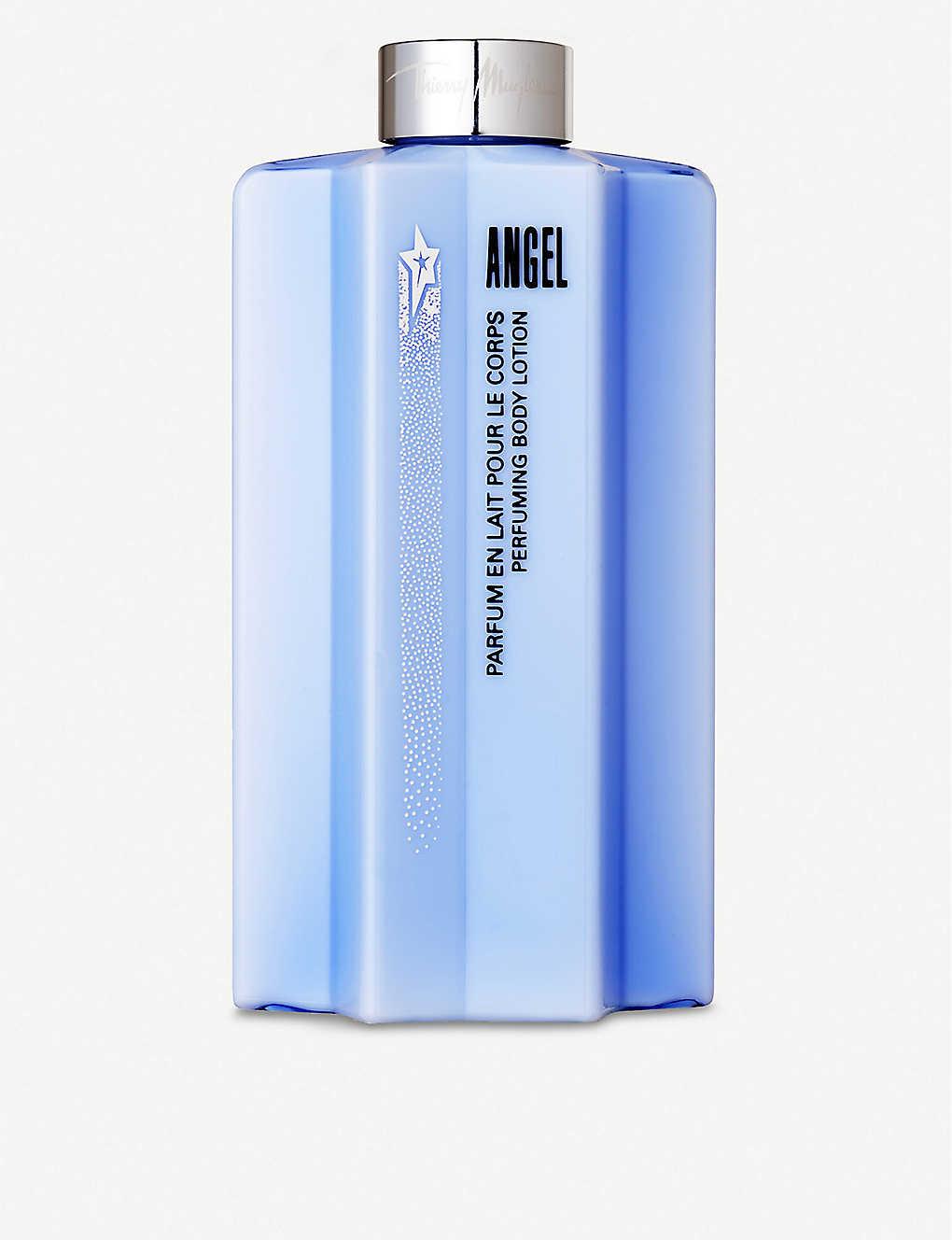 Mugler Angel Refillable Perfuming Body Lotion 200ml Selfridgescom