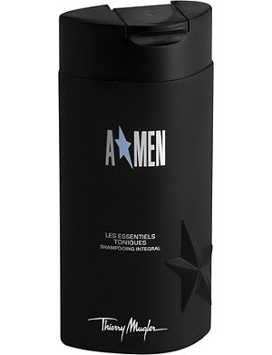 MUGLER A*Men hair and body shampoo
