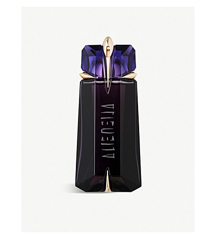 thierry mugler alien refillable eau de parfum 90ml. Black Bedroom Furniture Sets. Home Design Ideas