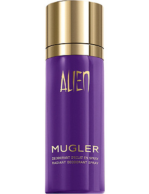 MUGLER Alien Radiant Deodorant Spray 100ml