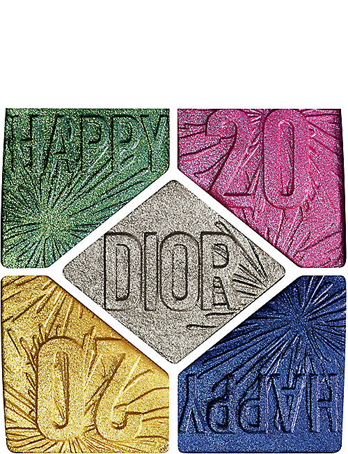 DIOR 5 Couleurs Happy 2020 eyeshadow palette