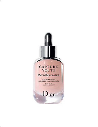 DIOR: Capture Youth Matte Maximizer Age-delay Matifying Serum 30ml