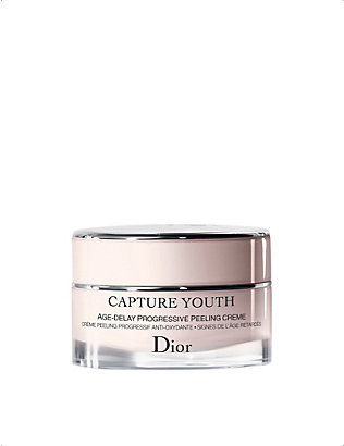 DIOR: Capture Youth Age-Delay Progressive Peeling Crème 50ml