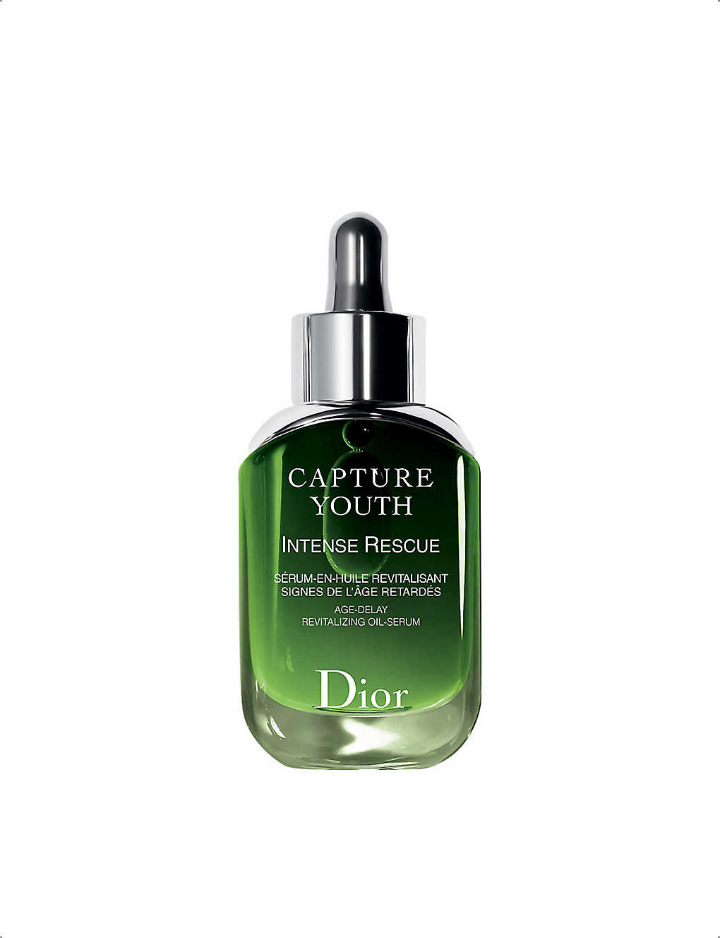 DIOR: Capture Youth Intense Rescue Age-Delay Revitalizing Oil-Serum 30ml