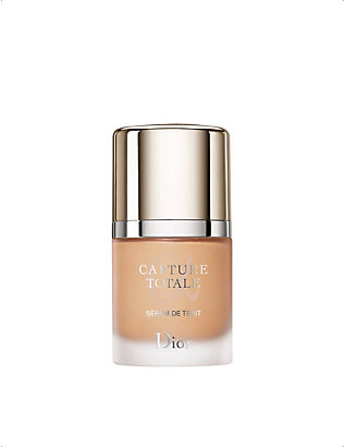 DIOR: Capture Totale radiance restoring serum foundation 30ml