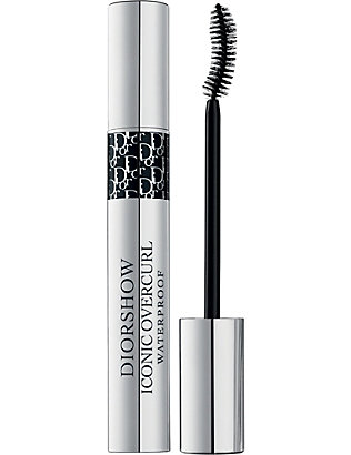 DIOR: Diorshow Iconic Overcurl waterproof mascara 10ml