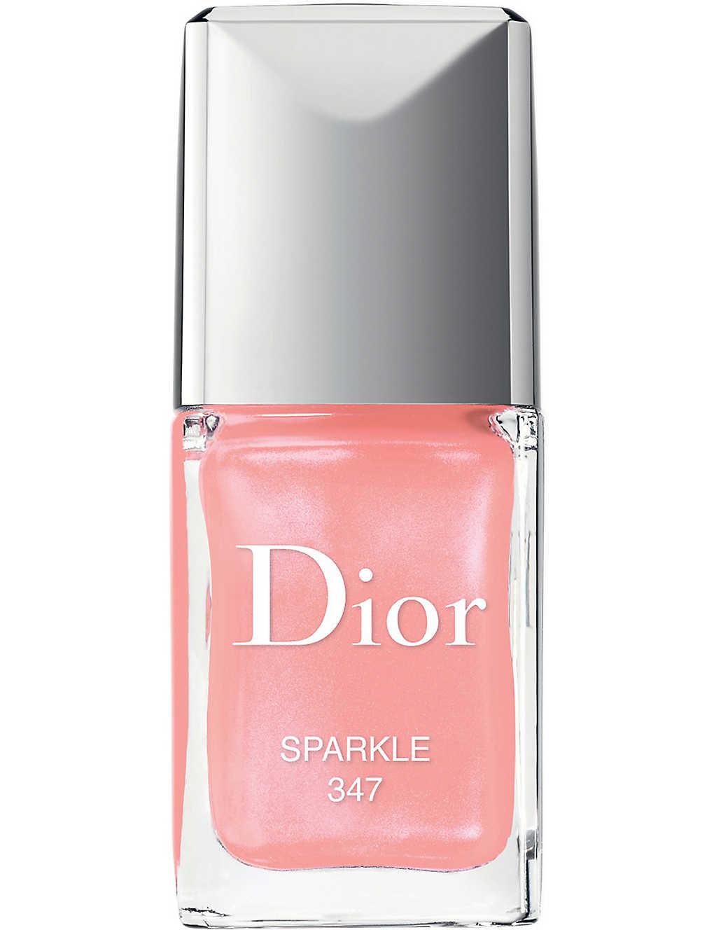 DIOR - Dior Vernis Snow Limited Edition nail polish | Selfridges.com