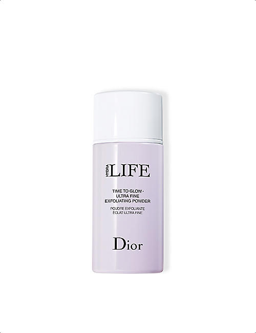 DIOR Time To Glow Ultra Fine Exfoliating Powder 40g