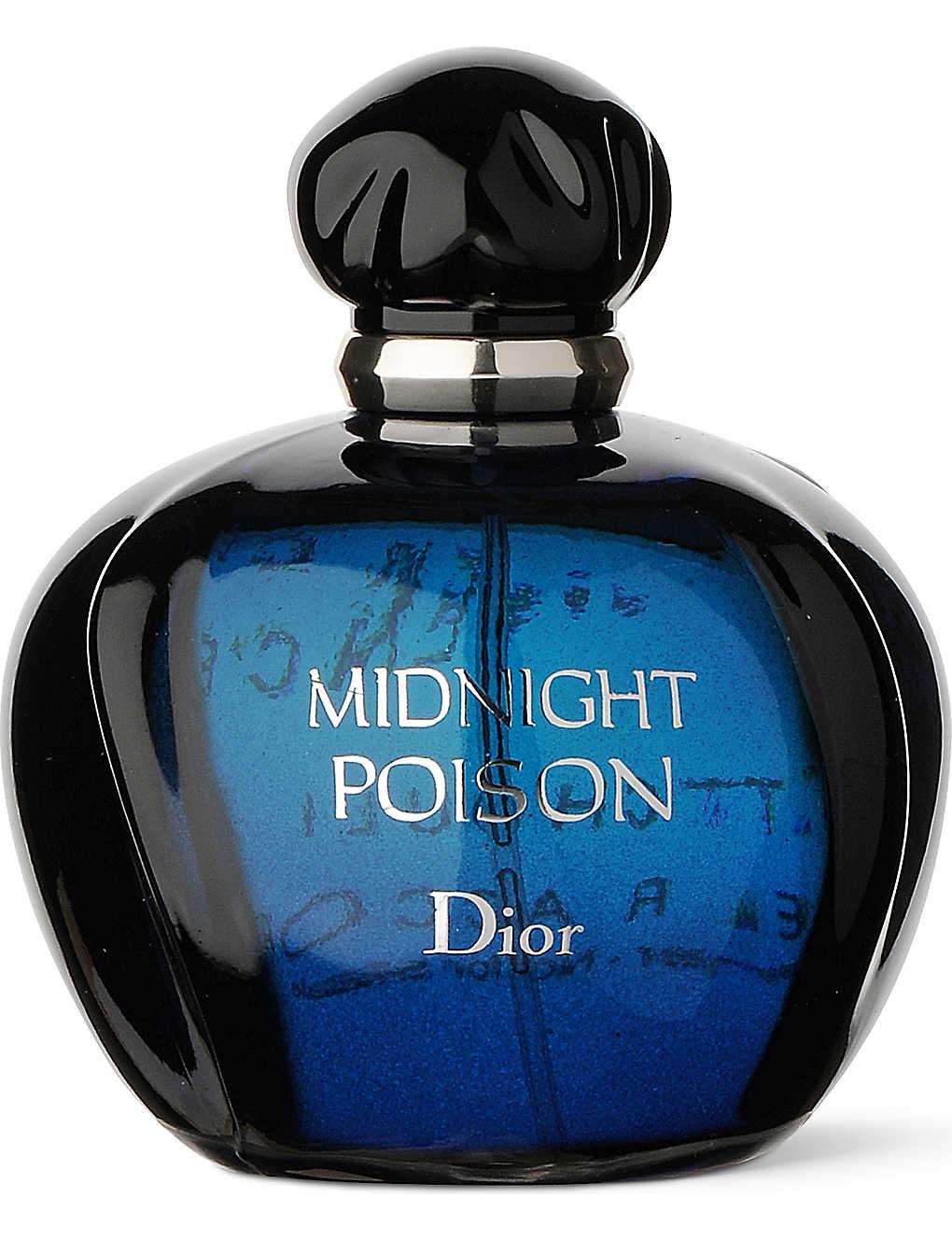 Dior Midnight Poison Eau De Parfum 100ml Selfridgescom