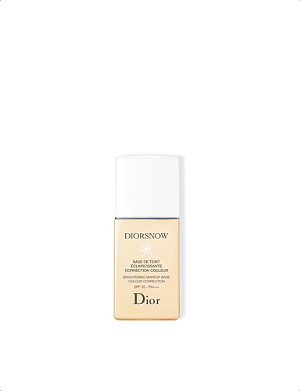 DIOR Diorsnow Brightening Make-Up Base Colour Correction