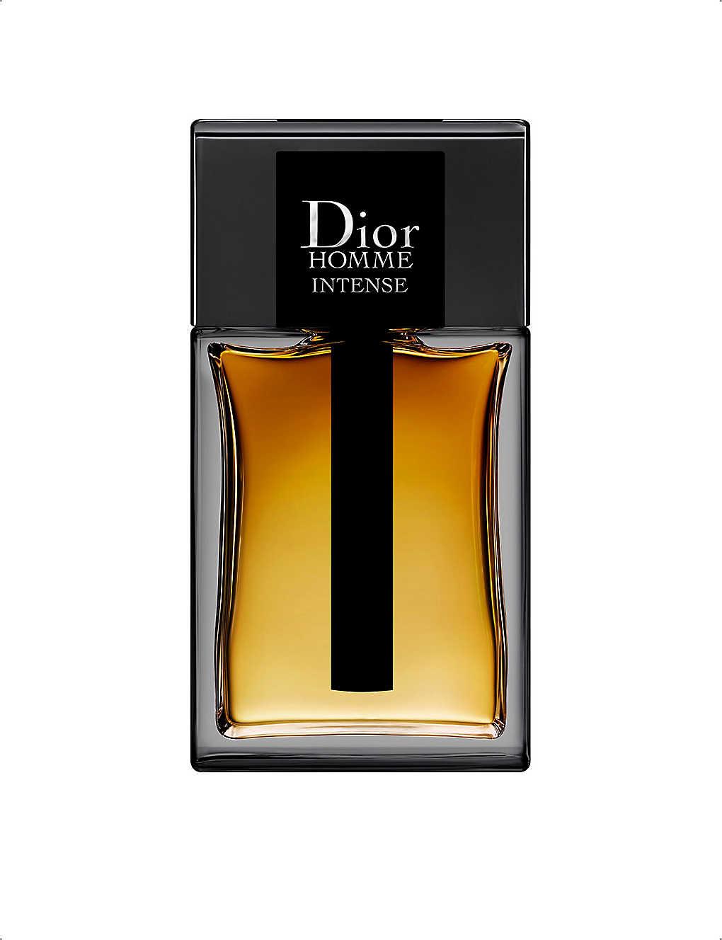 Dior Dior Homme Intense Eau De Parfum 100ml Selfridgescom