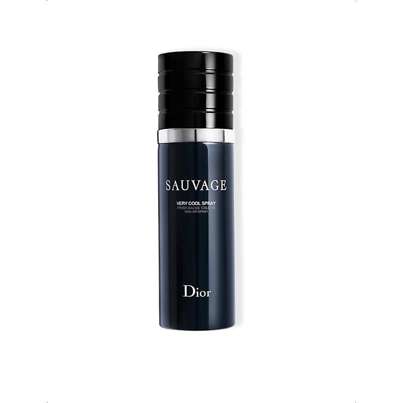 DIOR | Dior Sauvage Very Cool Eau De Toilette Air Spray 100ml, Women'S | Goxip