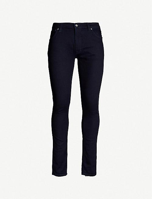 NUDIE JEANS Skinny Lin slim-fit skinny jeans ee378fba5