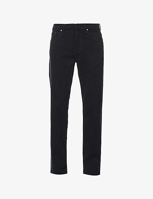 7 FOR ALL MANKIND Standard Luxe Performance standard-fit straight jeans