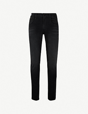 REPLAY Anbass hyperflex slim-fit skinny jeans