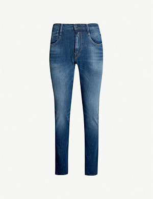 REPLAY Hyperflex Plus stretch-denim jeans